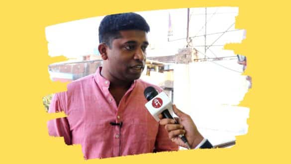 Ex IAS Kannan Gopinathan interview by Main Media