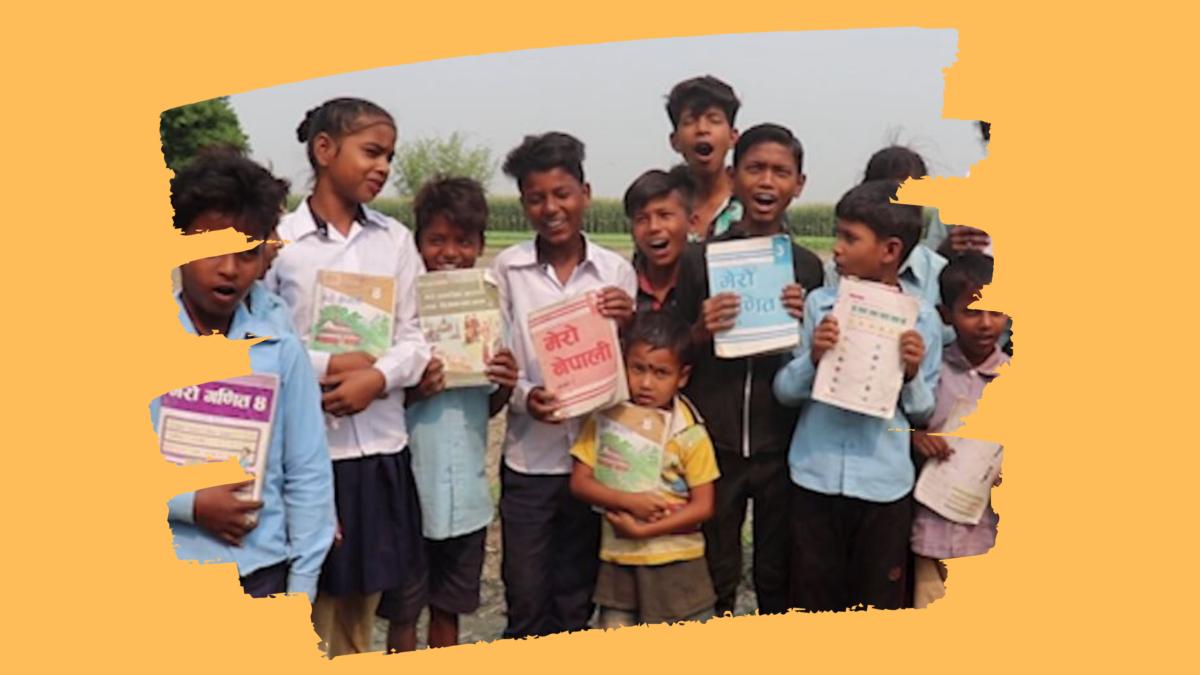 भारत के बच्चे सीख रहे हैं नेपाल से देशभक्ति, प्रधानमंत्री को पता है क्या?