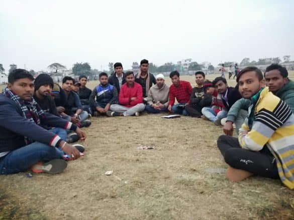 protest against NRC And CAA