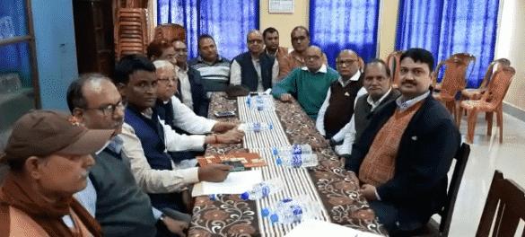 marawadi meeting in Kishanganj