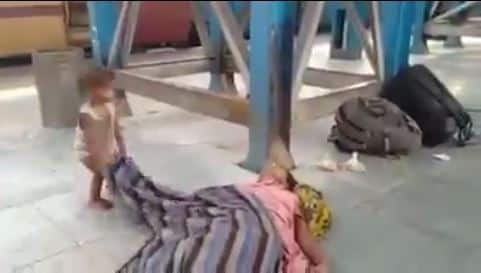 Story behind viral video of Woman Found Dead at Muzaffarpur