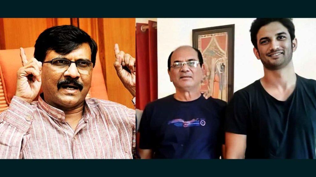 Shiv Sena accuses Sushant's father, family clarifies