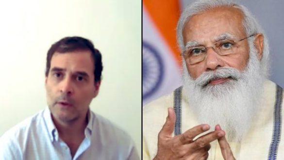 Rahul Gandhi PM Modi Nautanki