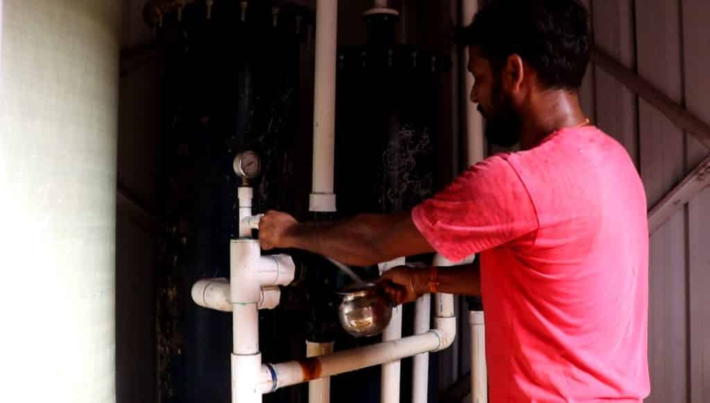 Bihar tap water to poor contracts, ground reality of Deputy CM's brother-in-law's work