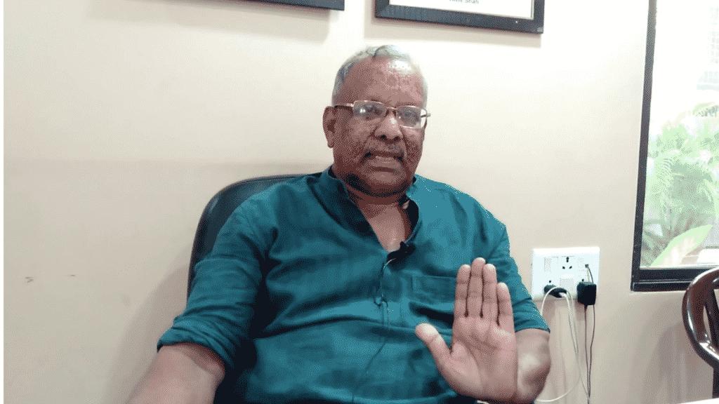 Bihar Deputy CM Tarkishore Prasad